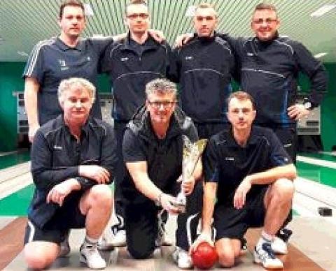 1. Männermannschaft Kegeln (2018)