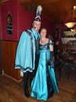 Prinz Tino I. & Prinzessin Bianka I.